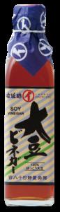 佐賀県産大豆を使用した100%発酵醸造酢大豆ビネガー