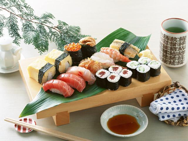 寿司屋様へ
