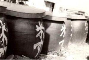 酢甕仕込み