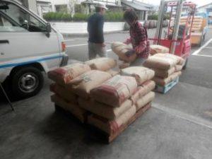 平川さん家の減農薬米入荷