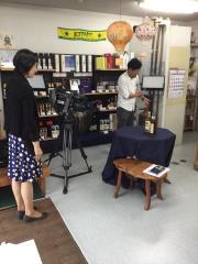 佐賀テレビ SAGA TV 取材