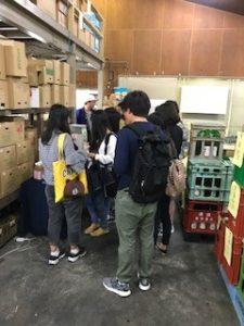 佐賀大学留学生見学会