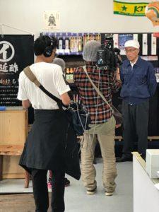 RKB毎日放送「たべごころ」酢の取材