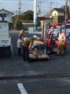 佐賀県小城市の契約農家「平川さん」の減農薬米を入荷
