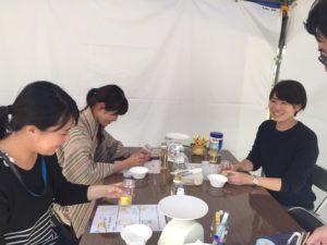 「志フェスタ2018」佐賀城歴史本丸館大人の方もご参加頂きました。