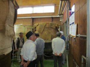 長崎バスツアーによる見学会を実施致しました。