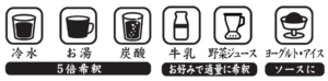 果実酢 飲み方