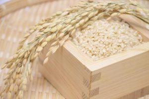 平川さん家の減農薬玄米