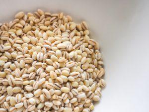 自家製無添加昔まる麦