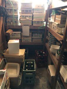 割烹木原納品倉庫