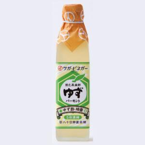 飲む果実酢ゆずバーモント