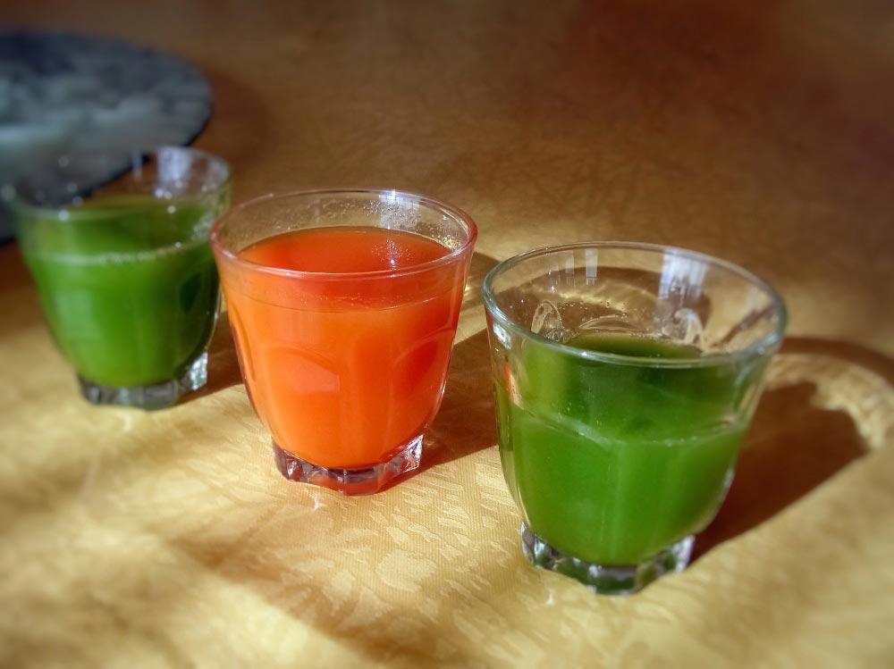 黒酢玄米酢野菜ジュース