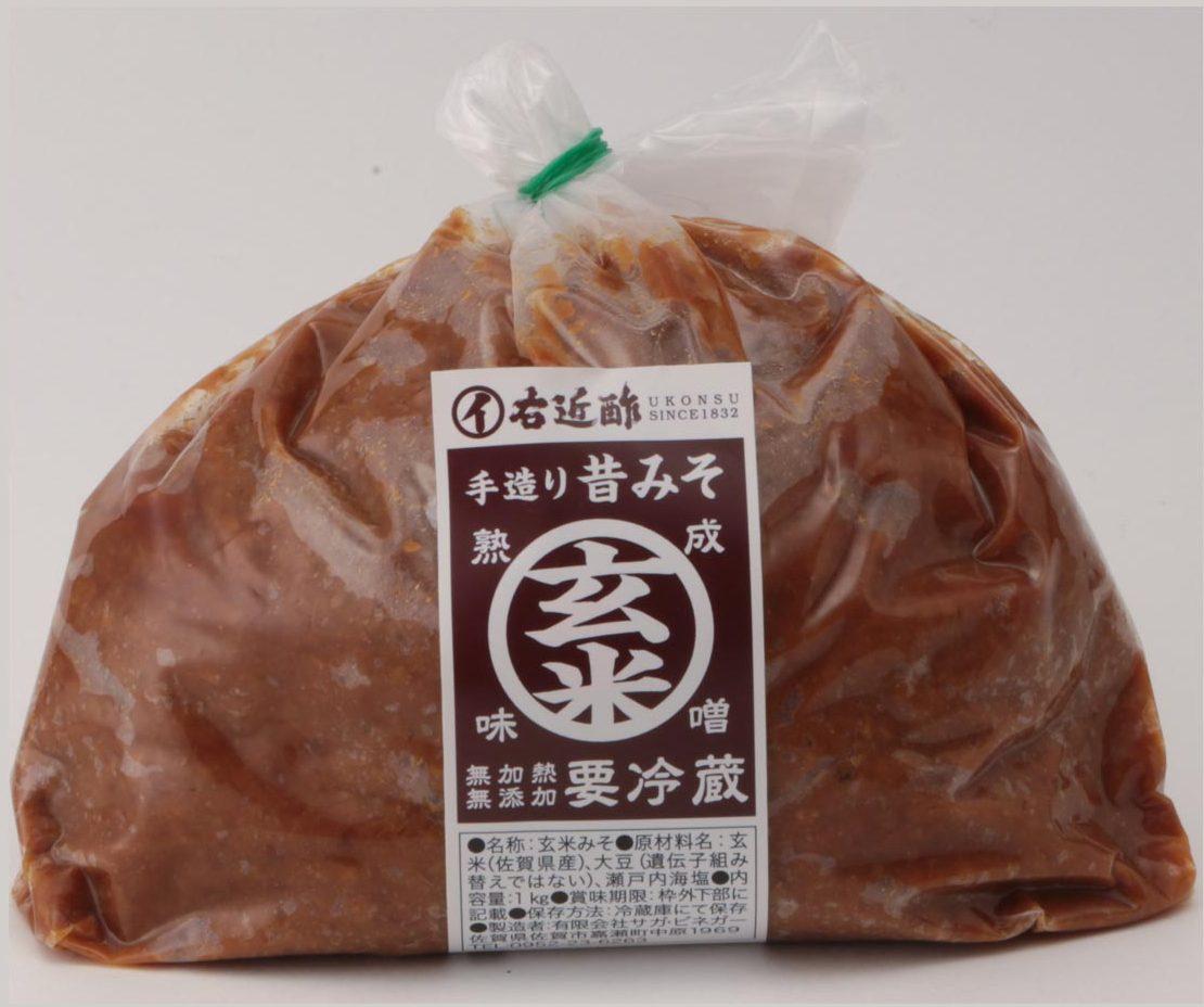 1Kg玄米味噌