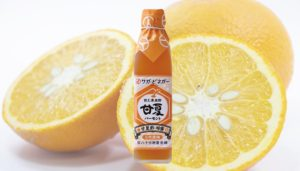 300ml飲む果実酢甘夏バーモント