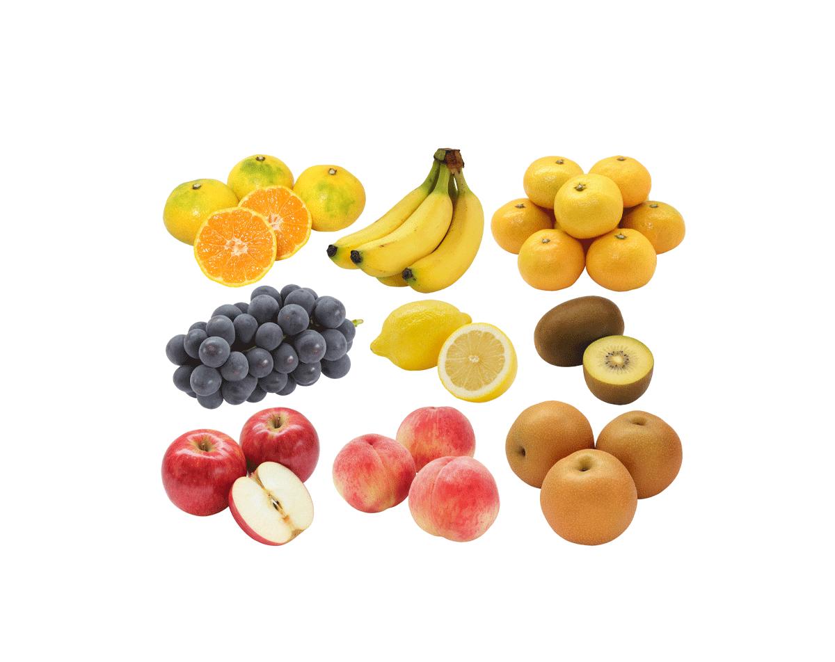 りんご酢果物