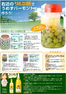 梅酢バーモントを造ろう