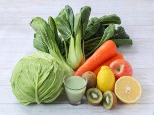 野菜ジュース・スムージーへ