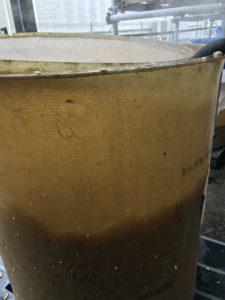 佐賀大豆の煮作業